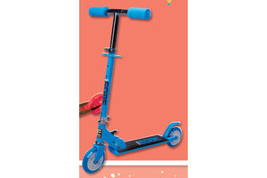 Edge Step Opvouwbare Scooter Blauw