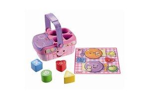 Fisher-Price Grappige geluiden picknick met vormen
