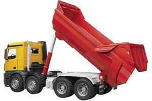 Bruder Vrachtwagen MB Arocs met kiepbak