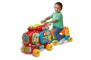 VTech 5-in-1 Letter locomotief