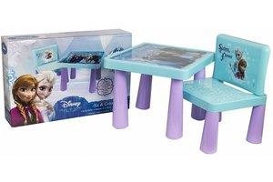 Disney Frozen zit en kleur tafel