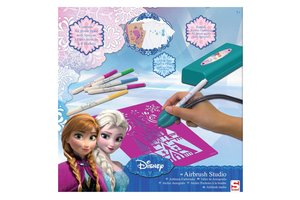 Disney Frozen Airbrush studio
