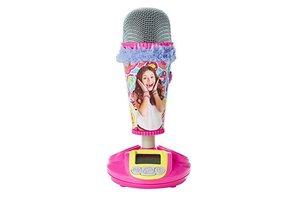 Disney Soy Luna microfoon + wekker
