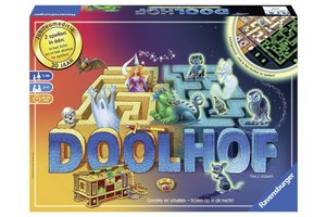 Ravensburger Doolhof 30 jaar - Glow in the Dark
