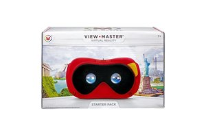 Mattel View Master VR - Virtual Reality Starter Pack