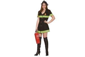 Kostuum Brandweer Vrouw