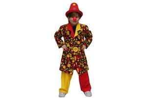 Kostuum Clown August