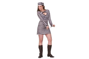 Kostuum Gevangene Lady