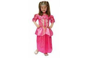 Kostuum Prinses Roze