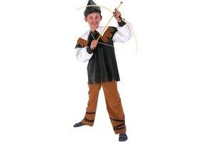 Kostuum Robin Hood met Hoed