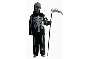 Kostuum Skelet