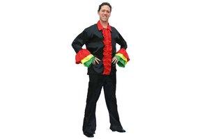 Kostuum Tropical Man