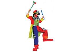 Kostuum Clown Olaf