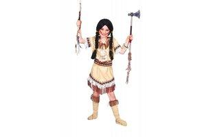Kostuum Indianenmeisje