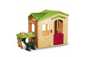 Little Tikes Speelhuis met picknickplaats