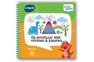 VTech Magibook - Op avontuur met vormen en kleuren