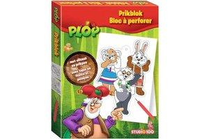 Studio 100 Plop en de Peppers - Prikblok