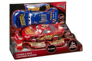 Mattel Disney Cars 3  - Change and Race McQueen