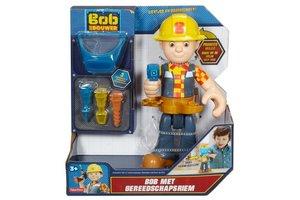 Mattel Bob de Bouwer - Bob met gereedschapsriem