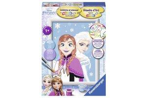 Ravensburger Disney Frozen - Schilderen op nummer