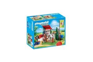 Playmobil Paardenwasplaats (art. 6929)
