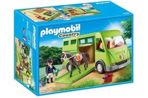 Playmobil Paardenvrachtwagen (art. 6928)