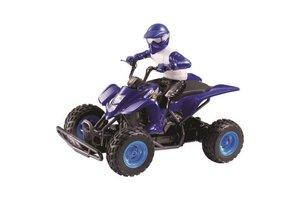 ATV Suzuki Quad (blauw)