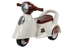 Eco toys - Scooter wit