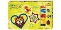 Hama Strijkkralen Gift box (groen)