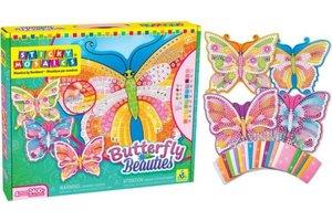 Sticky Mosaics Prachtige vlinders