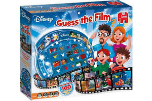Jumbo Guess the film (Disney)
