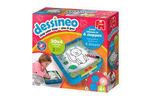 Jumbo Dessineo - leren tekenen