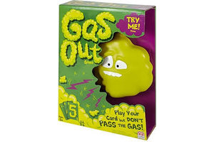 Mattel Scheten spel (Gas Out)