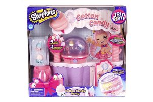 Giochi Preziosi Shopkins - Party koffer (Cotton Candy Party)