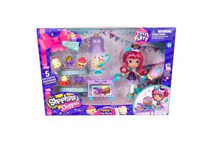 Giochi Preziosi Shopkins - Shoppies koffer (tea time)