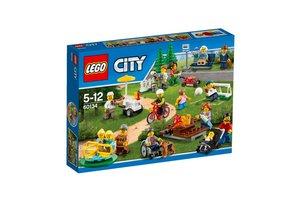 LEGO City Town 60134 Plezier in het park - City personenset