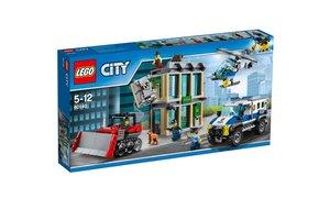 LEGO City Police 60140 Bulldozer inbraak