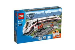LEGO City Trains 60051 Hogesnelheidstrein