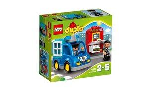 LEGO DUPLO® Town 10809 Politiepatrouille