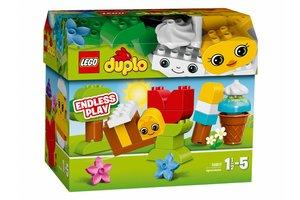 LEGO DUPLO® Creative Play 10817 LEGO® DUPLO® creatieve kist