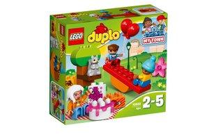 LEGO DUPLO® Town 10832 Verjaardagspicknick