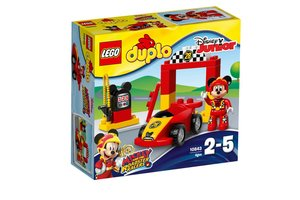 LEGO DUPLO® Disney™ 10843 Mickey's racewagen