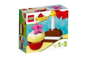 LEGO DUPLO® Creative Play 10850 Mijn eerste taartjes