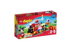 LEGO DUPLO® Disney™ 10597 Mickey & Minnie Verjaardagsoptocht