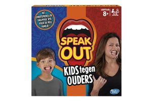 Hasbro Speak Out - Kids tegen ouders