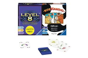 Ravensburger Koehandel + Level 8