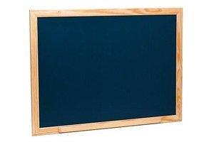 Jeujura Groot zwart (hang)schoolbord