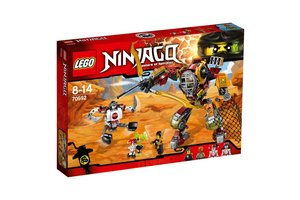 LEGO NINJAGO® 70592 Redding M.E.C.
