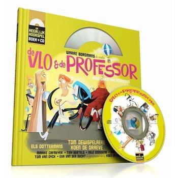 Heerlijke hoorspelen - De vlo en de professor (boek + CD)