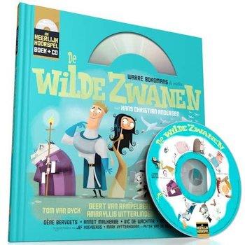 Heerlijke hoorspelen - De wilde zwanen (boek + CD)